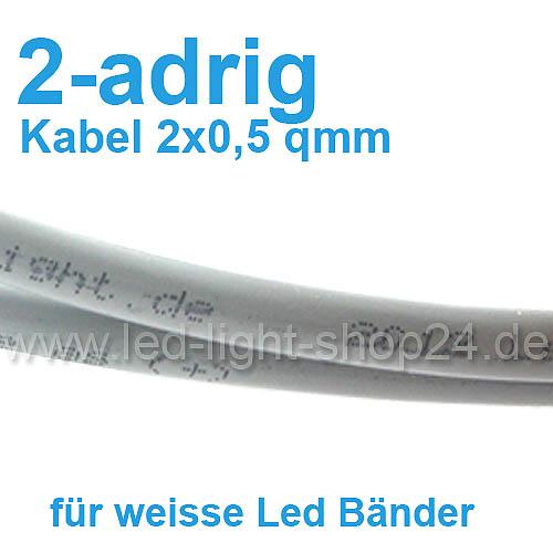 Led kabel 2 Adern