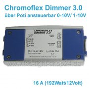 Led Dimmer 16A Chromoflex3.0