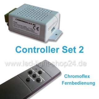 Led Controller Set2 Chromoflex-Fernbedienung