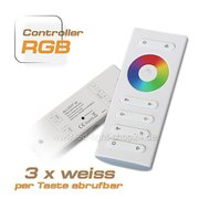 Led Controller mit FB 3x5A 1Zone