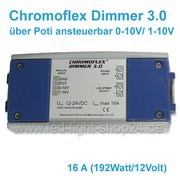 Led Dimmer 16A Chromoflex4.0