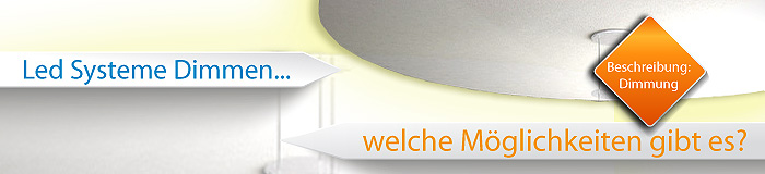 Dimmung von Led Strips Erkl�rung