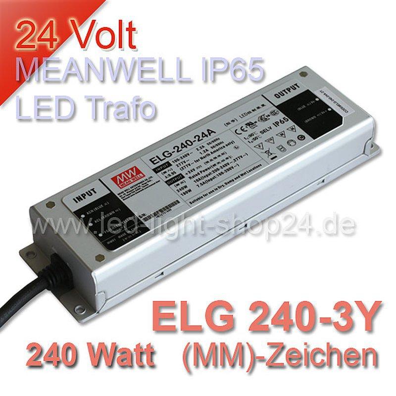 ELG-240-24 Trafo Meanwell