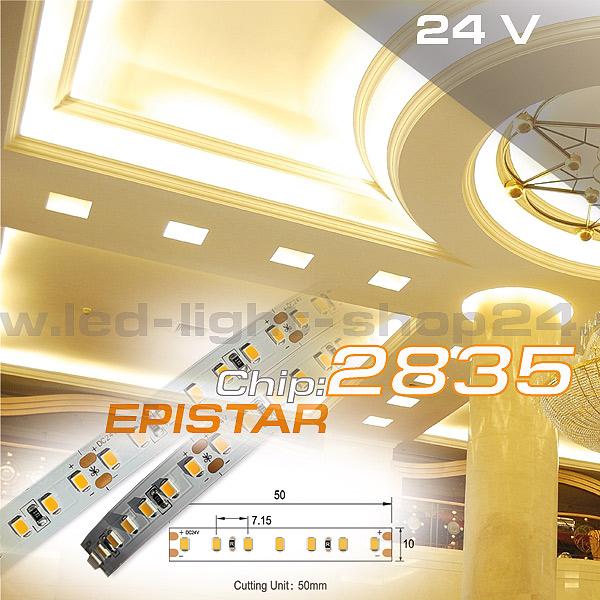 Effiziente Lichtdecke in Hotel als Beleuchtung smd2835 2700K indirekt ausgeleuchtet