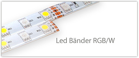 Led-Band-RGB/W
