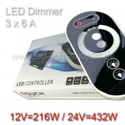 Led-Strip-Dimmer mit Fernbedienung