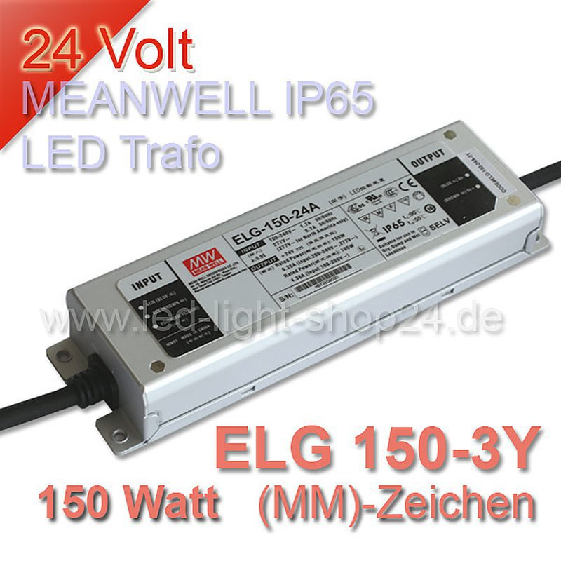 ELG-150-24 Trafo Meanwell