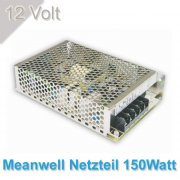 Led Netzteil 12Volt Meanwell RS