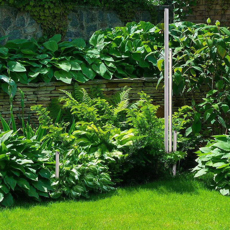 Gartenleuchte in LED Calamo Style Design Beleuchtung für Aussen