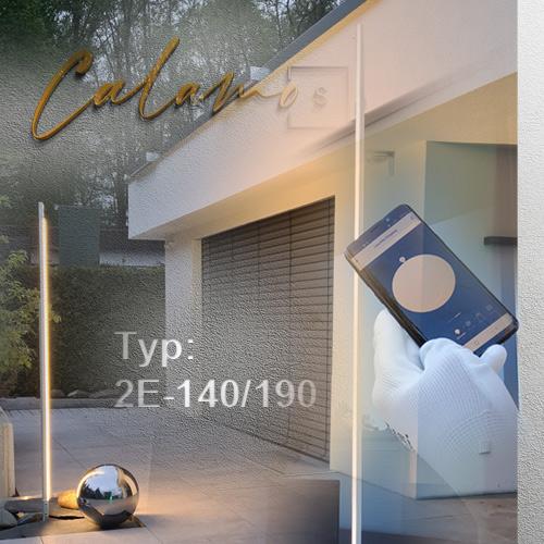 Gartenbeleuchtung System in LED moderne Gartenbeleuchtung Design