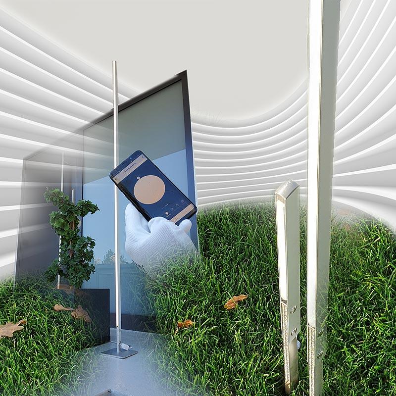 Calamo Style: Gartenleuchten im TOP Design als Wegbeleuchtung