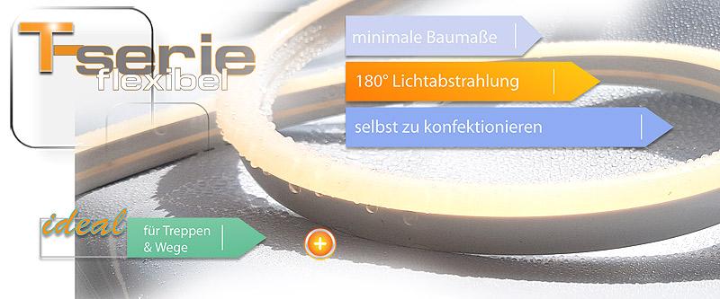 LED Band für Aussen flexibel